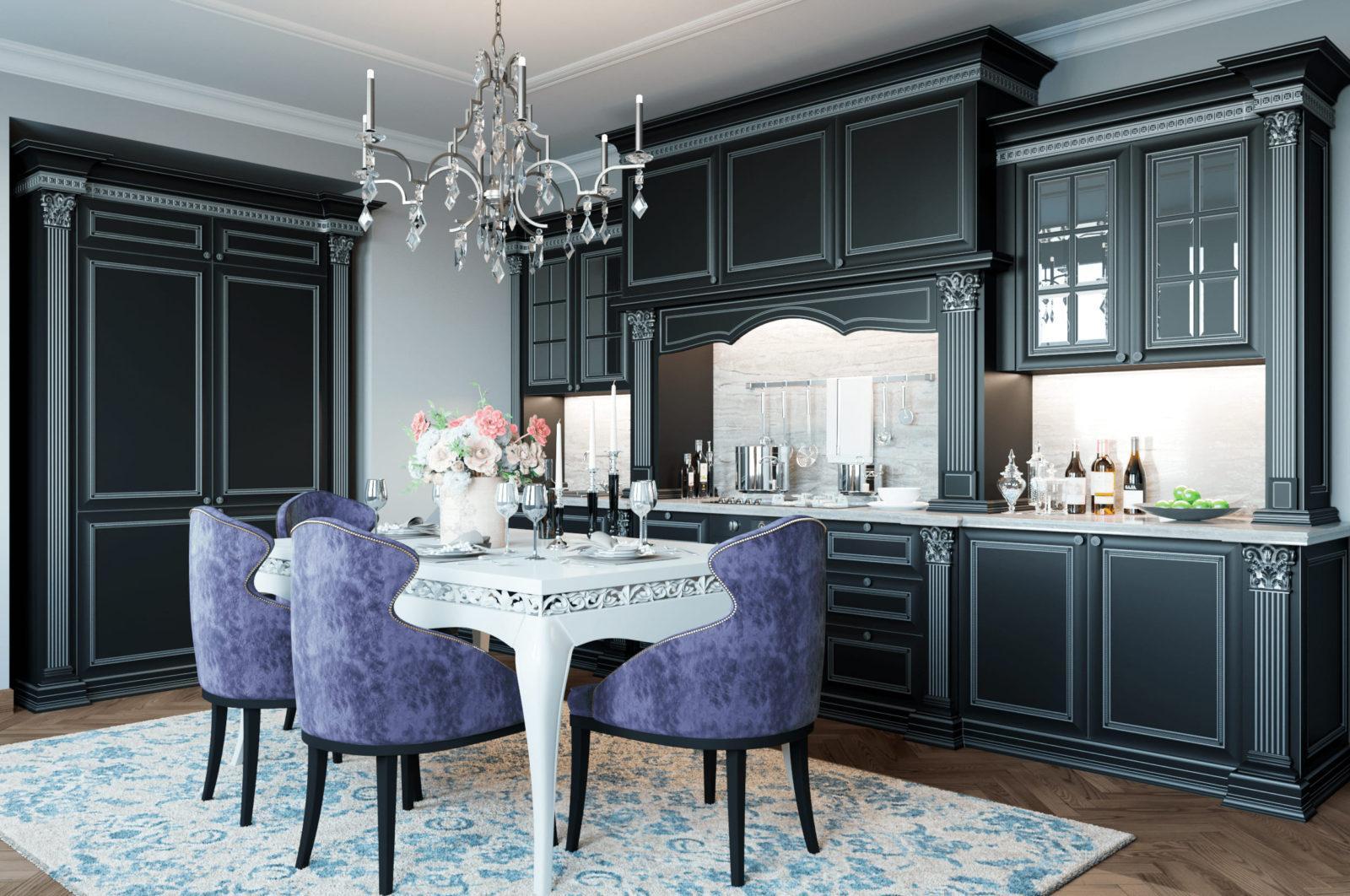 Дизайнерская кухня Botticelli