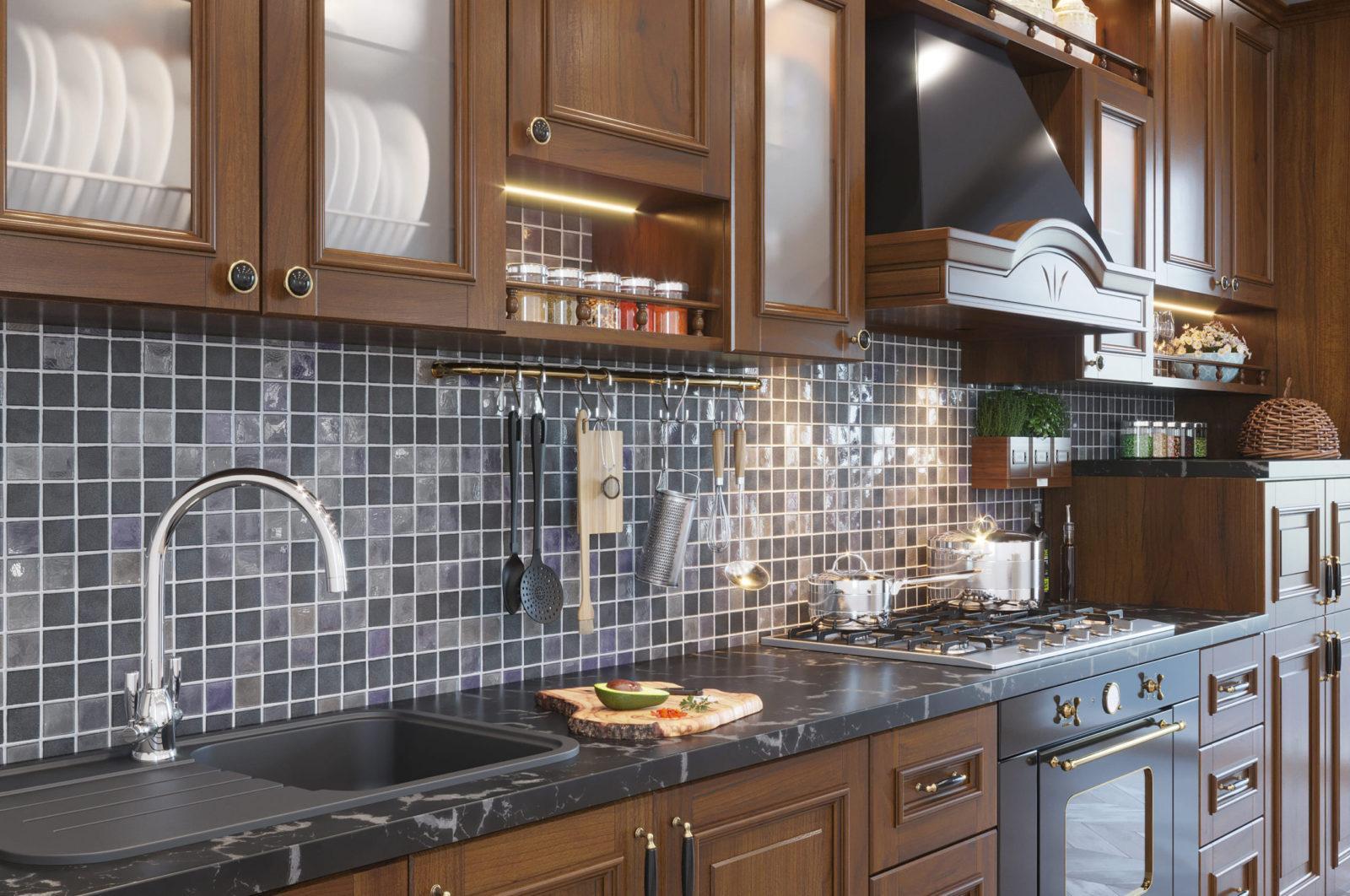 Дизайнерская кухня Eugenio