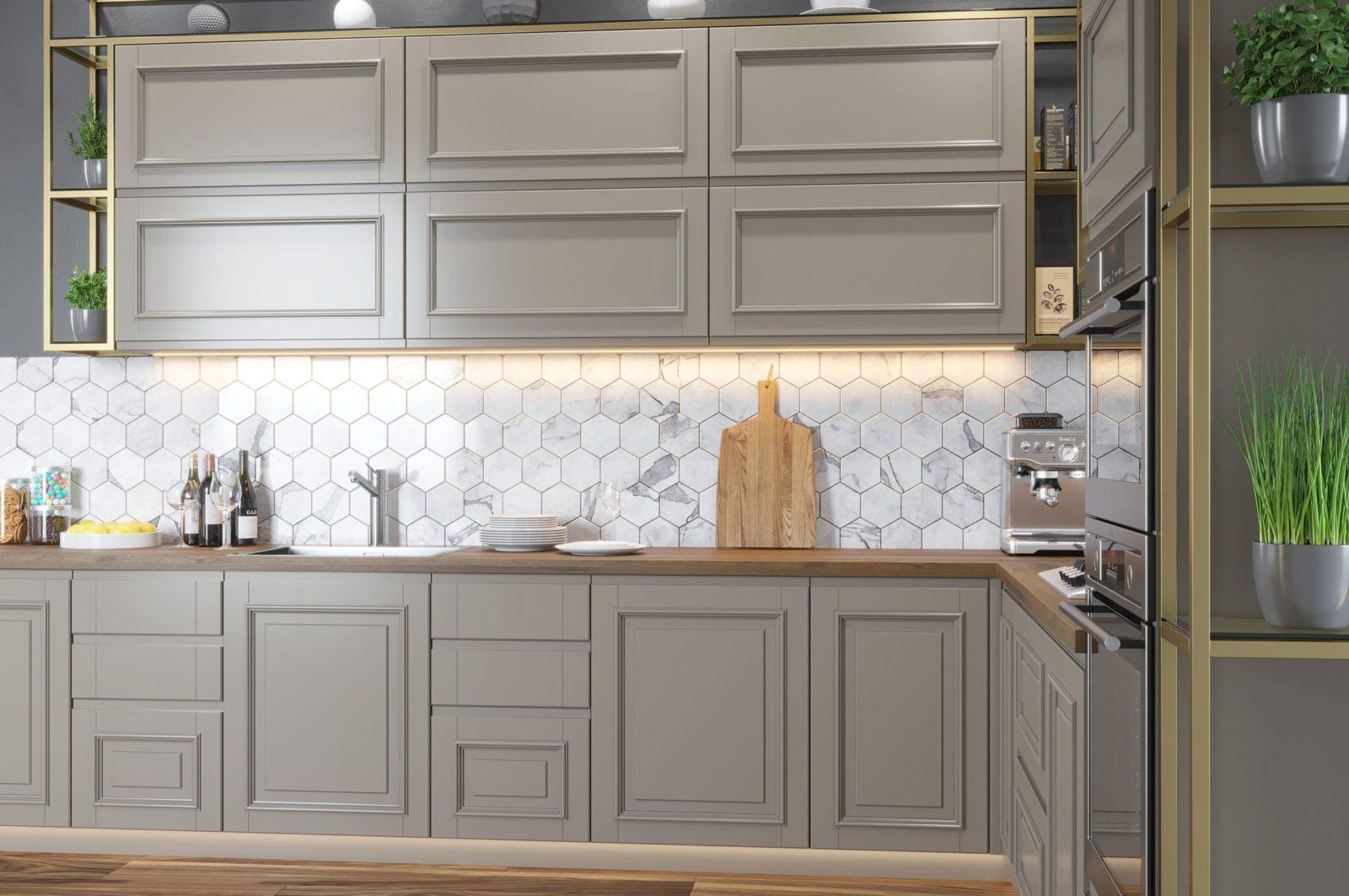 Кухня на заказ Eugenio Inserta