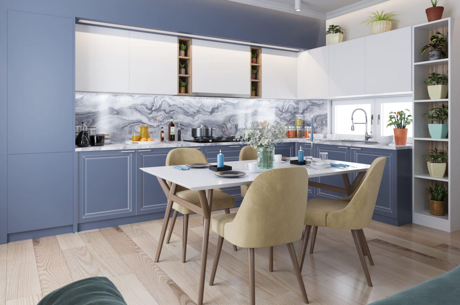 Дизайнерская кухня Giordano