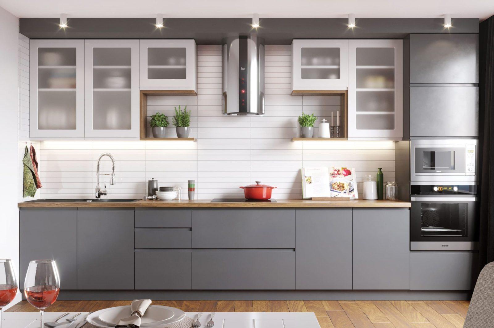 Дизайнерская кухня Inserta