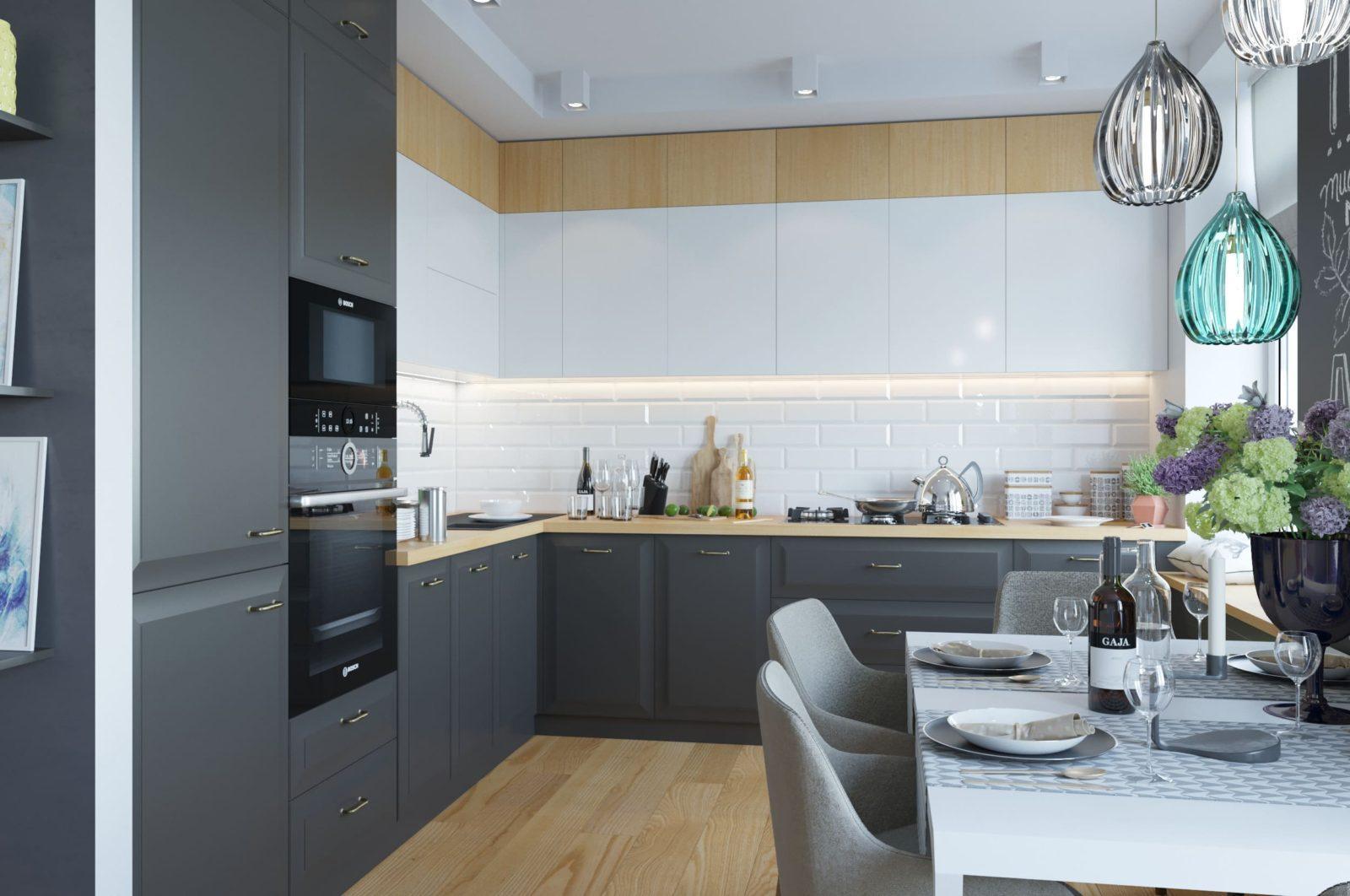 Дизайнерская кухня Luigi