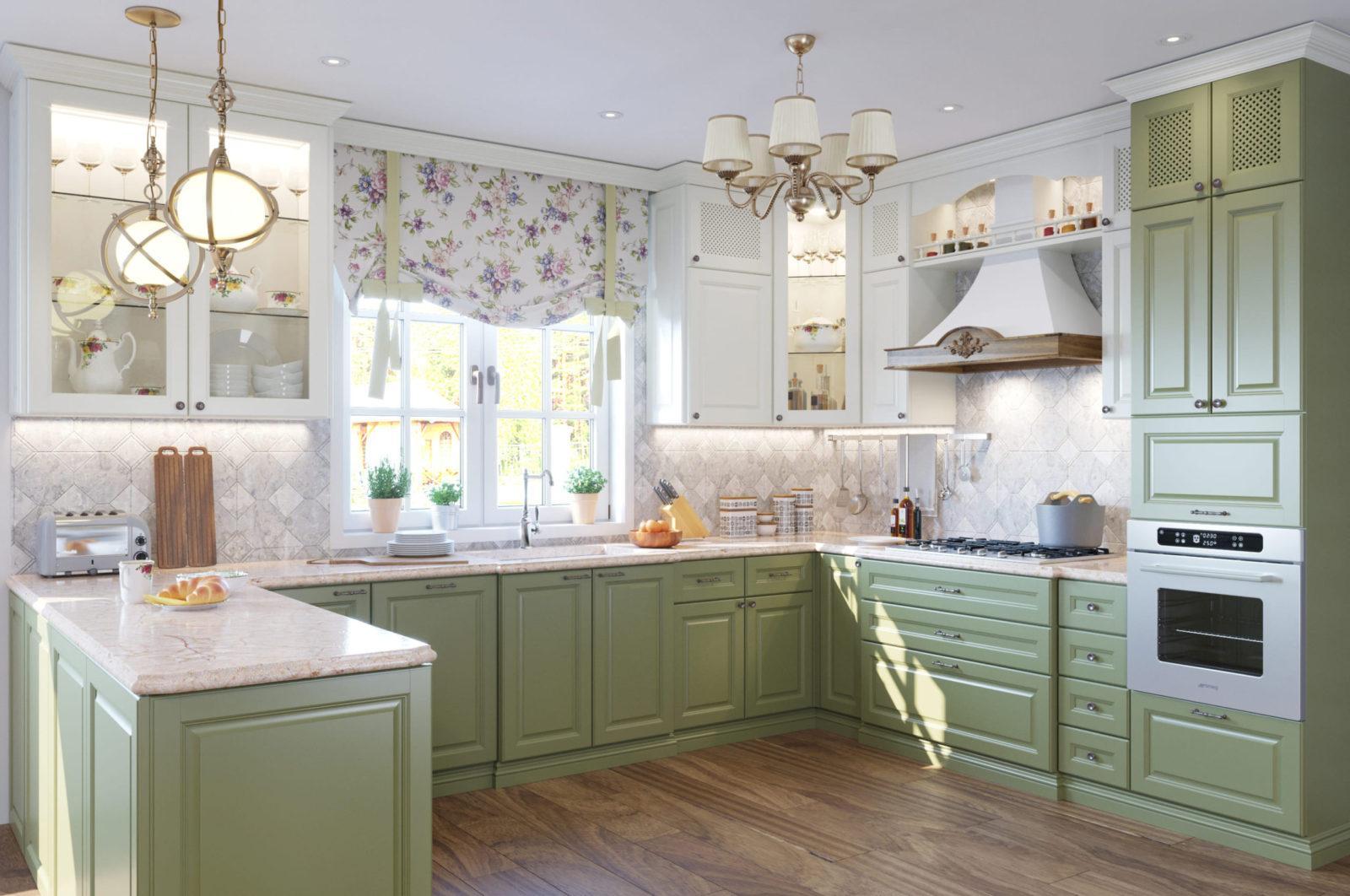 Дизайнерская кухня Nicola