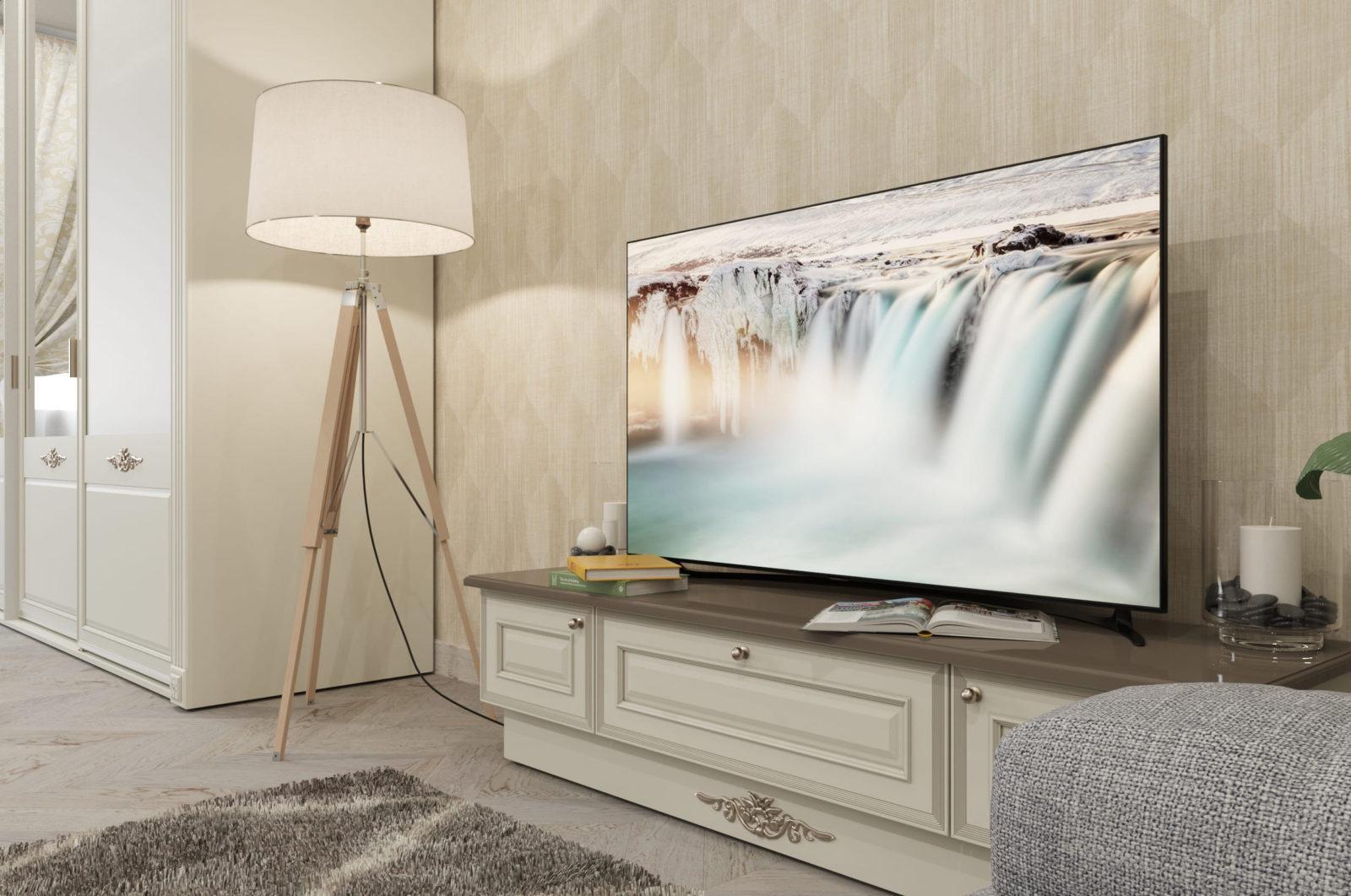 тумба под телевизор на заказ